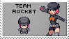 team rocket grunt stamp - female by sable-saro