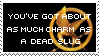haymitch quote stamp by sable-saro