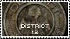 district 12 panem stamp by sable-saro