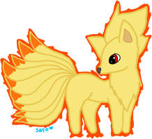 flash fire by sable-saro