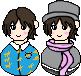 Oncie Pixel Dolls by Magegirl-Nino