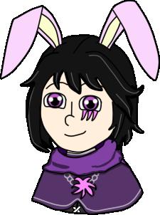 Tele bunny by Magegirl-Nino
