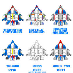Battle Cruiser by Omega2064