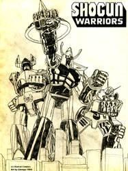 Shogun Warriors by Omega2064