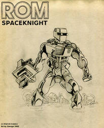 Rom: Spaceknight - 09 by Omega2064