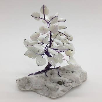 Mystic Oak Tree by Werewolfling