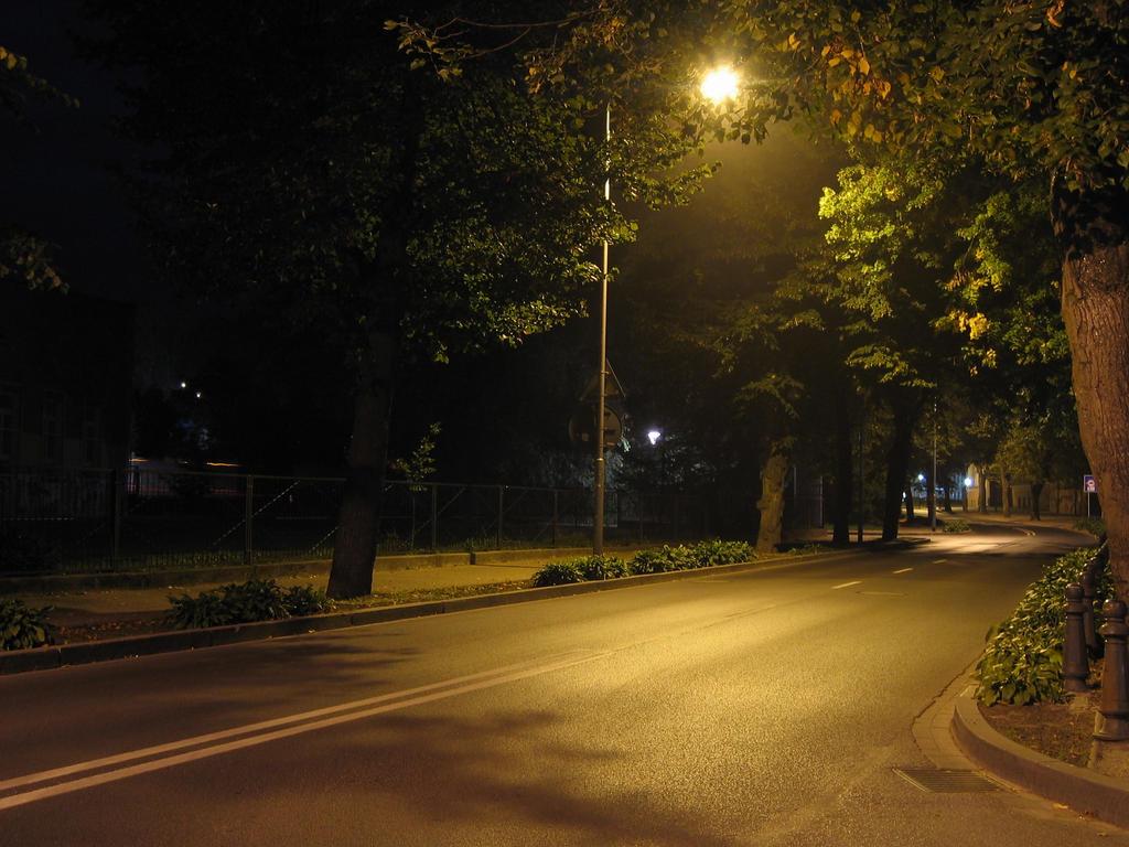 street at night by Kalasznikow47