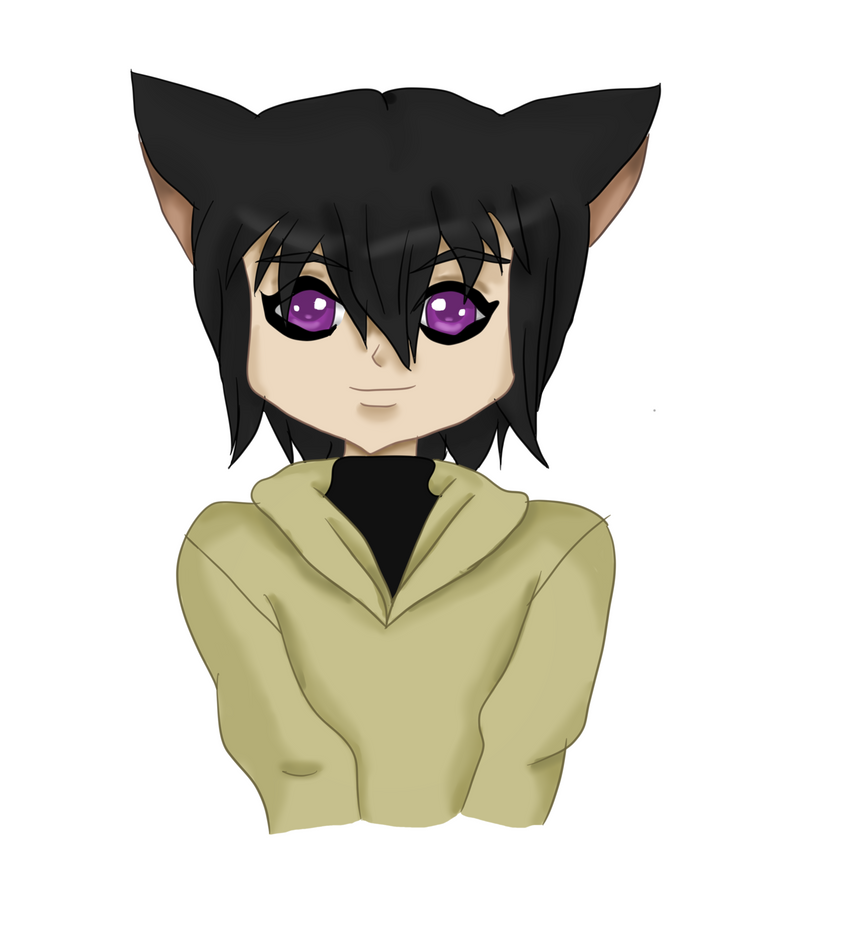 I lost the bet XD so here is my smiling Ritsuka by Ui-Azuma