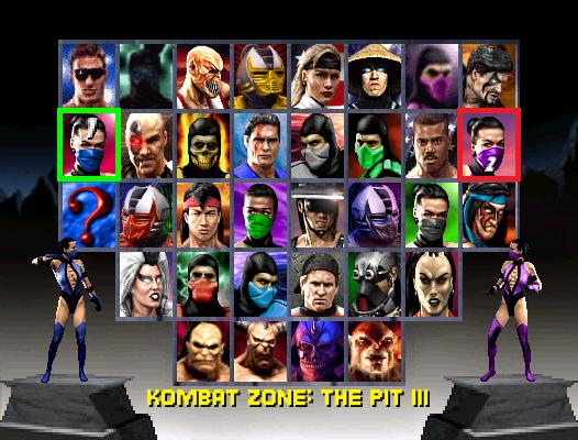 Mortal Kombat Trilogy Remake by Oinie04 on DeviantArt