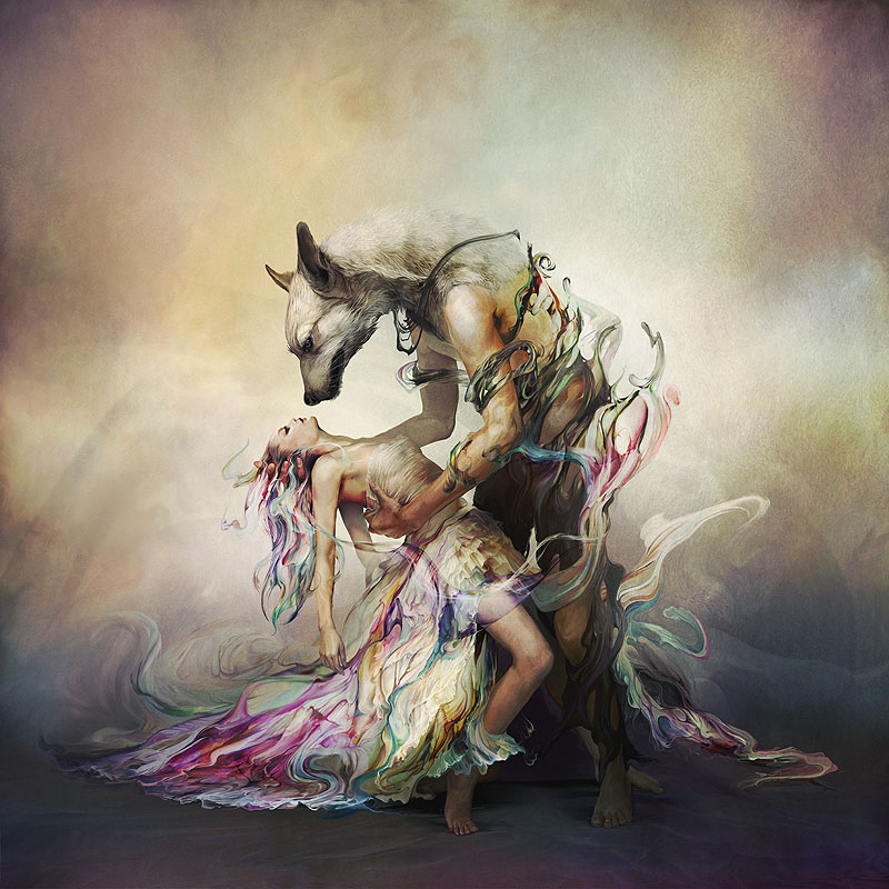 Album Cover Art By Ryohei Hase-d4nble6 by RhiannonWoolf