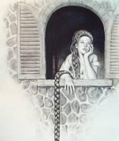 Rapunzel by cjc7664