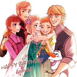 We Love princess Anna!!