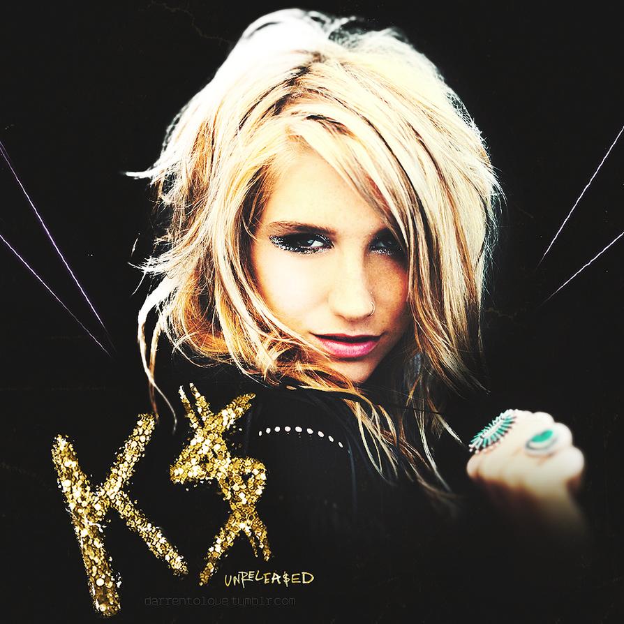 keha kesha unreleased cover by gleelovin on deviantart