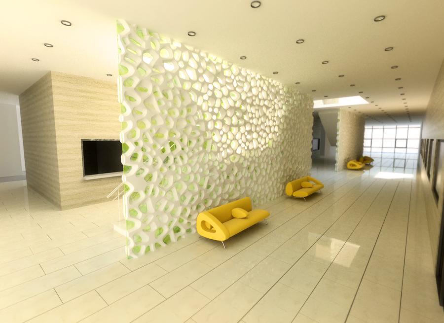 Hospital Waiting Room 4