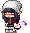 My MapleStory Character by NishikihebiBikutoria