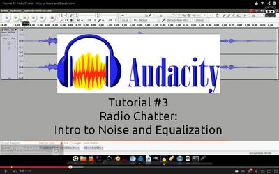 Tutorial #3 Creating Radio Chatter by WickedNinjaPresents