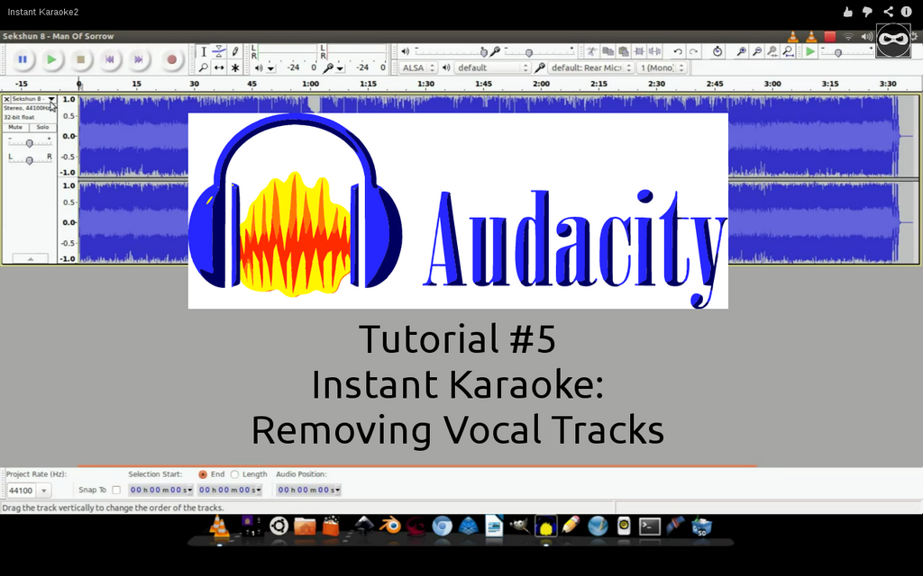 Tutorial #5 Instant Karaoke by WickedNinjaPresents