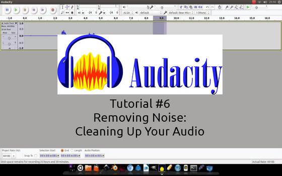 Tutorial #6 Removing Noise by WickedNinjaPresents