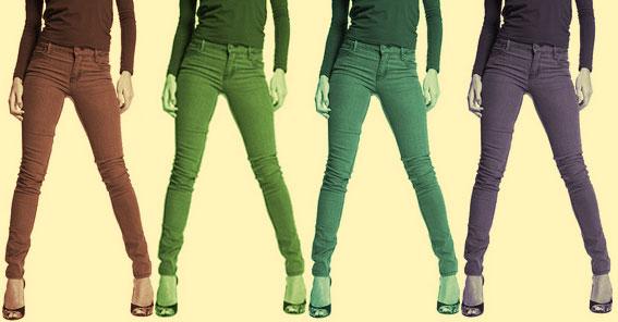 skinny jeans by mijnnaamis