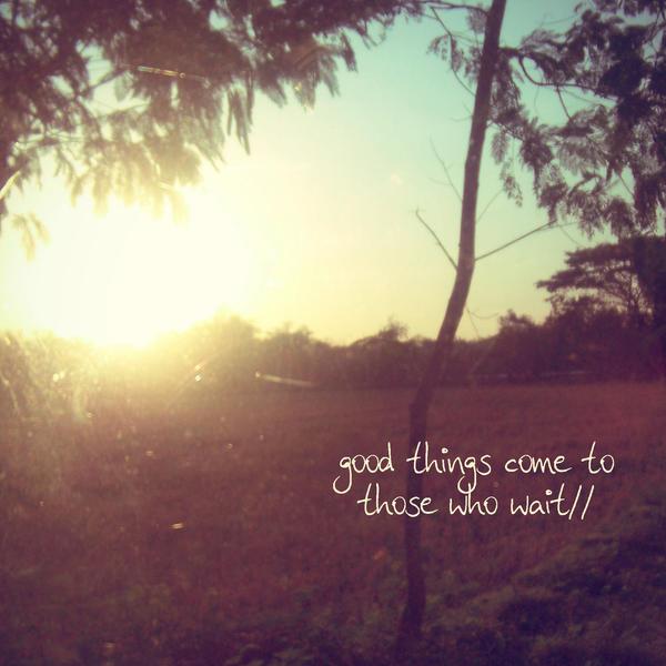 Good Things by mijnnaamis