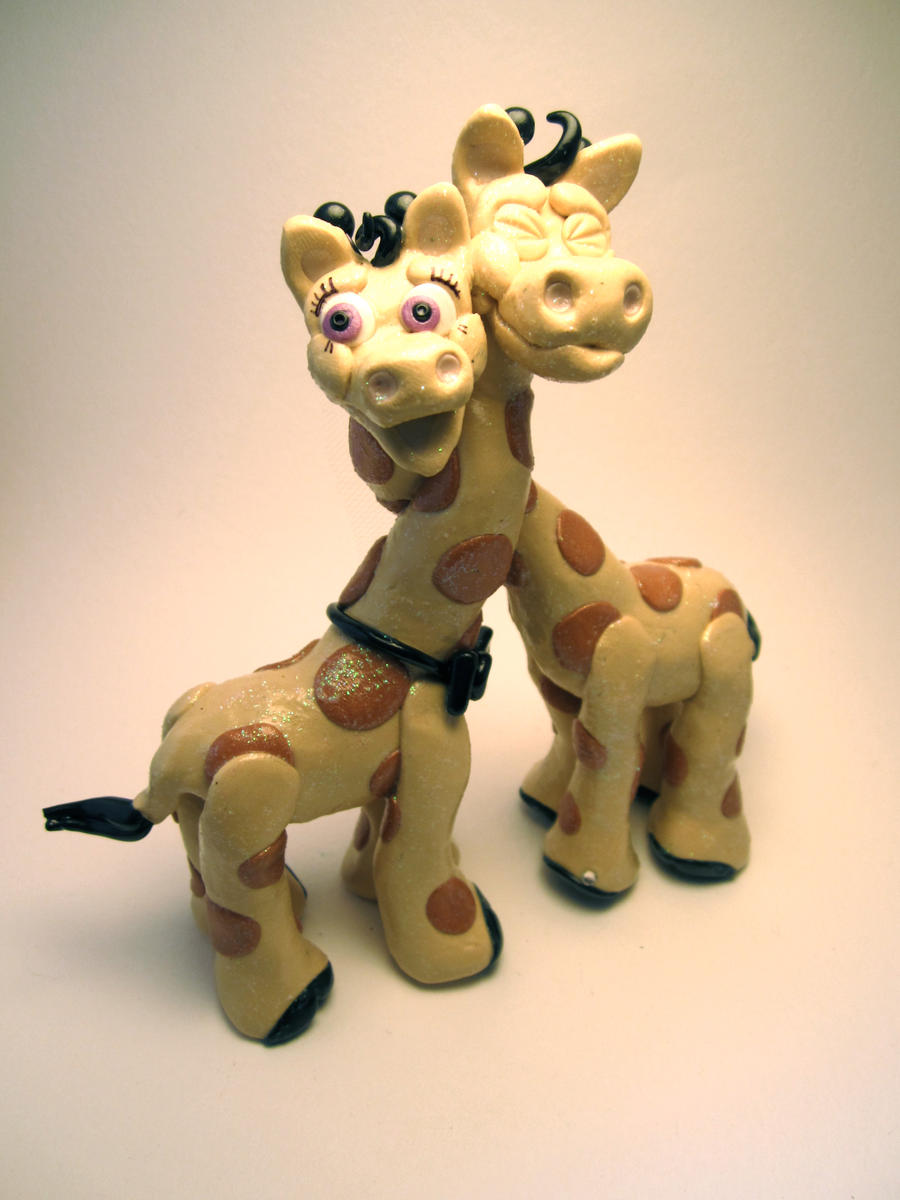 Wedding cake ornaments - Giraffe Wedding Cake Topper By Tobberstoppers Giraffe Wedding Cake Topper By Tobberstoppers