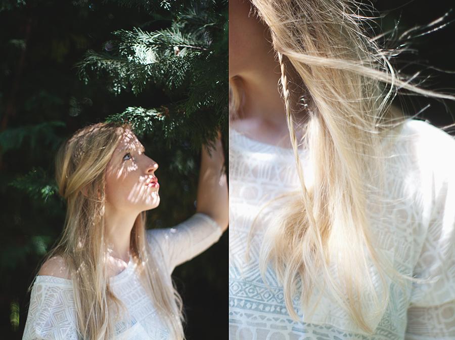 underneath the pine by aimeelikestotakepics