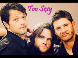 SPN - Too sexy