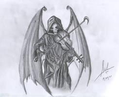 Symphony Of Death by DeathMetalJunkie