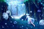 Underwater Petal