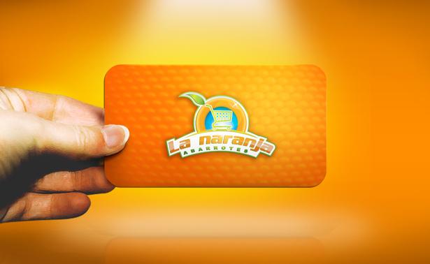 La Naranja Business Card by fercho0