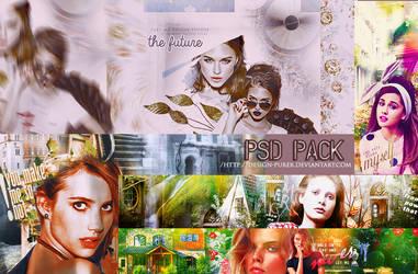 PSD Pack:BLENDS Header