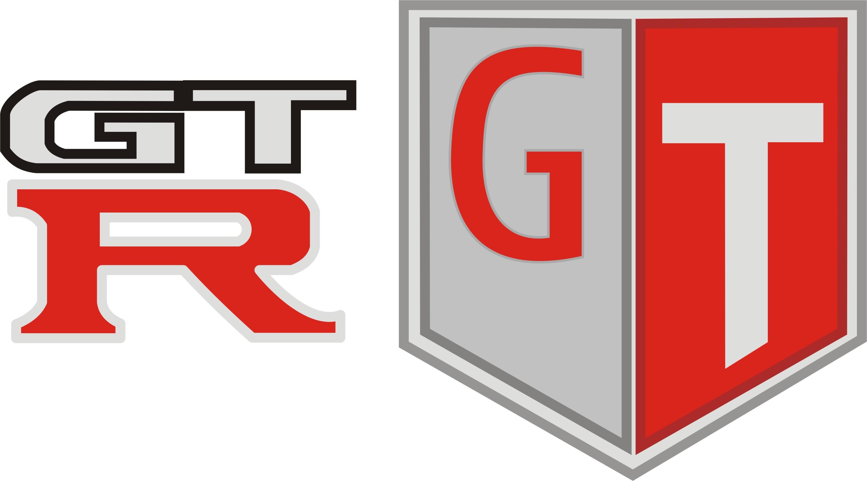 Logo gt r Logo ... G R Logo