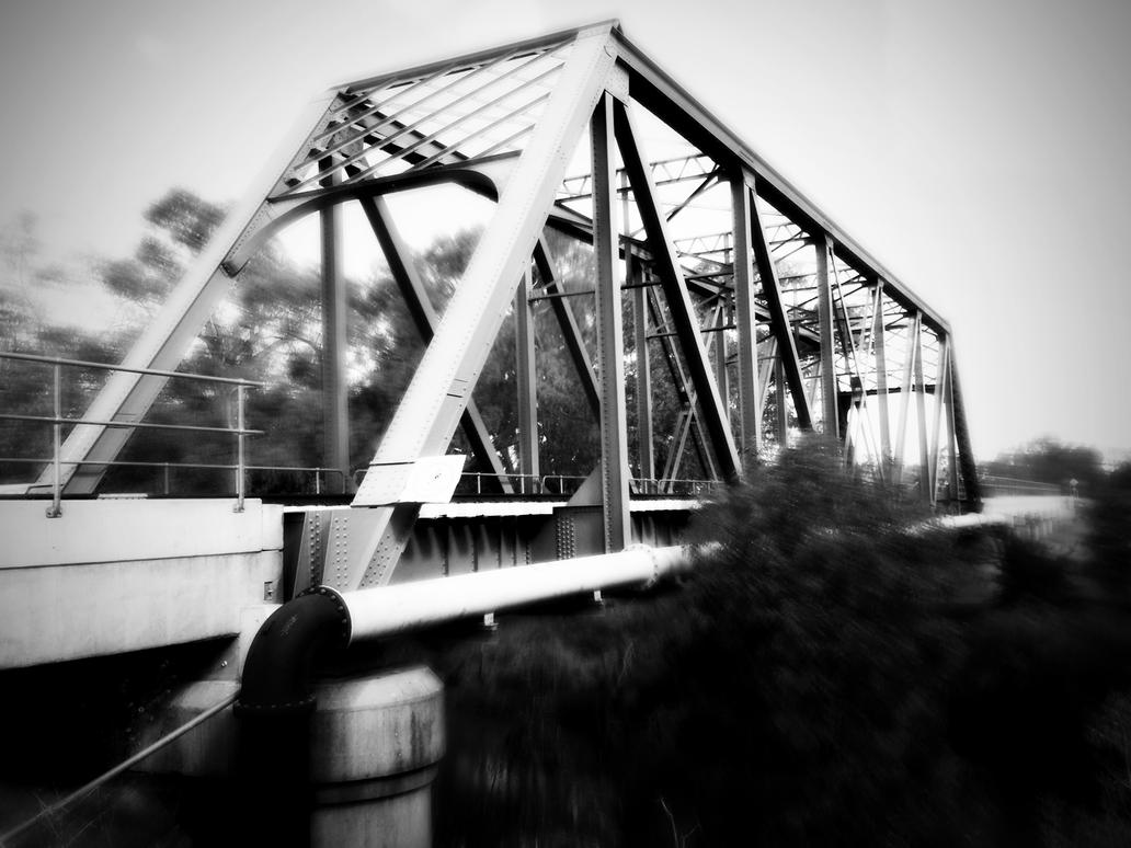 Train Bridge by NoSpI