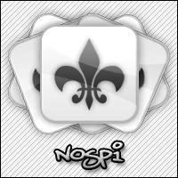 NOSPI Logo - Contrast by NoSpI