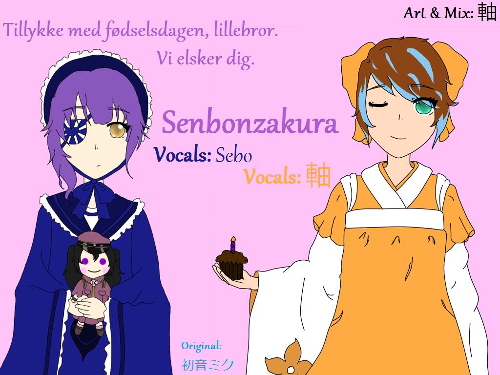 [HBD ASHY!] Senbonzakura by LuckyJiku