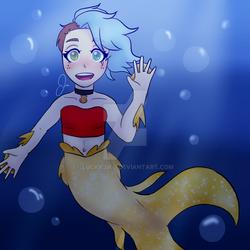Mermaid Jiku