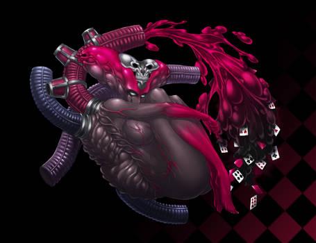 Queen Judith of Hearts