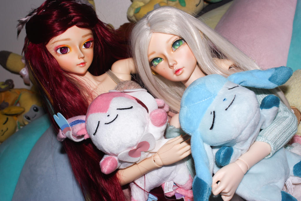BJD Katrins Dolls 011 by Vickster