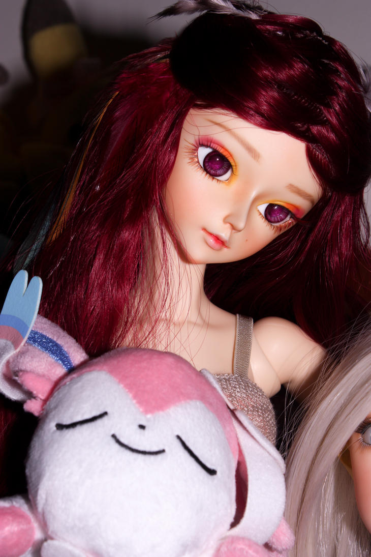BJD Katrins Dolls 012 by Vickster