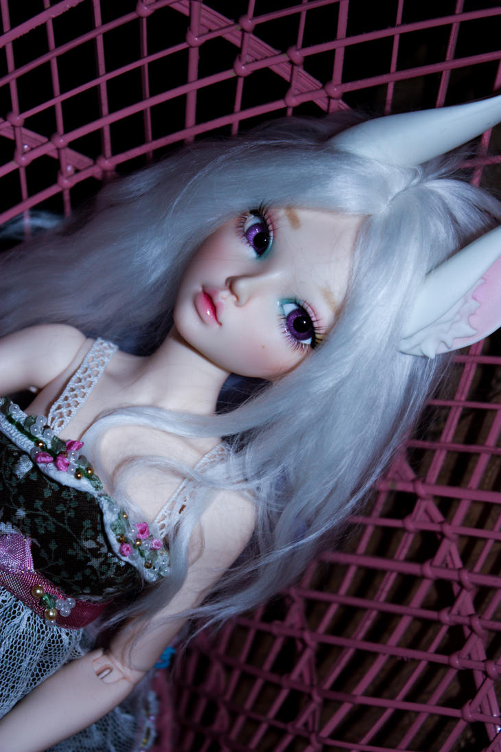 April the bunny 2 by Vickster