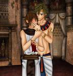 + Ancient Love + by Akumaredi
