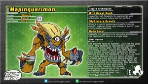 Folklore Digimon - Mapinguarimon