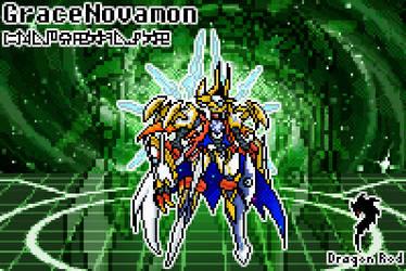 GraceNovamon Tiny Gif by dragonrod342