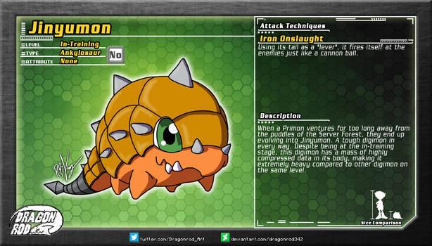 Fake Digimon - Jinyumon