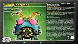 Fake Digimon - BulkyTentomon