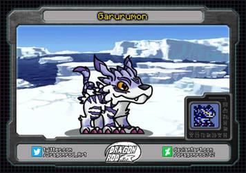 Garurumon - Miniature series