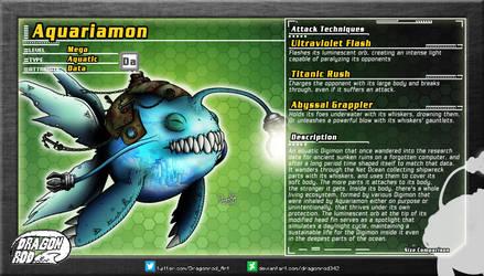Fake Digimon - Aquariamon