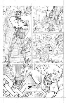 Hulk vs Namor p2
