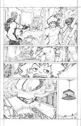 Hulk vs Namor p6