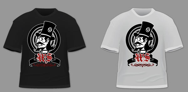 Ws shirt prototype by okina tyan on deviantart for How to make a prototype shirt